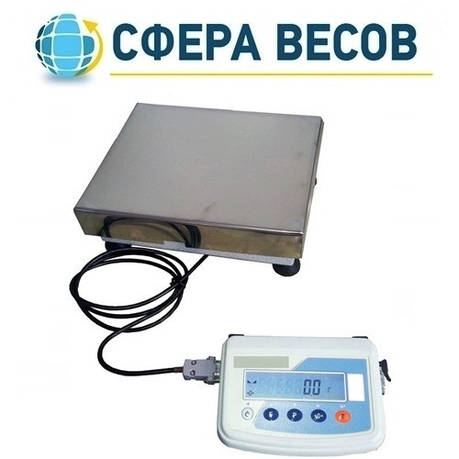 Весы товарные Техноваги ТВ1-12ep (300 кг - 600x700), фото 2