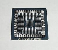 BGA шаблоны ATI 0.5 mm ATI 700M / ATI200M / RC415MD / RC415M трафареты для реболла реболинг набор восстановлен
