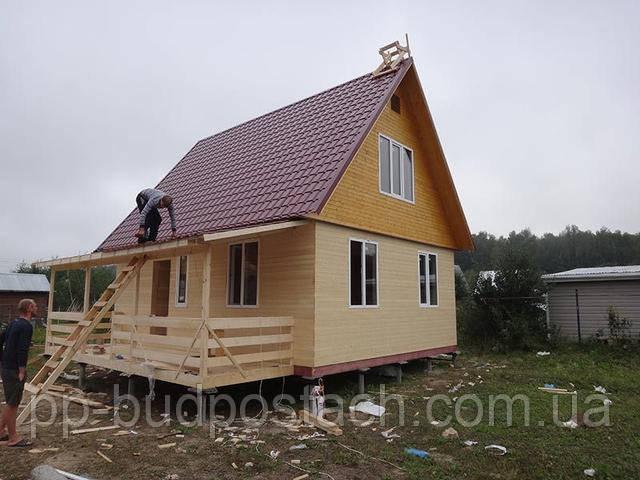 Проектування будинків на гвинтових палях