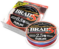 Шнур Sunline Super Braid 5 150 м #1,2