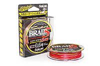 Шнур Sunline Super Braid 5 150 м #0,6 ( 8 Braid )