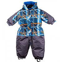 Зимний комбинезон для мальчика Salve by Gusti SWG 2594. Размеры 74 - 98., фото 1