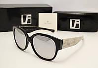 Солнцезащитные очки Linda Farrow Lux 532 (зеркало)