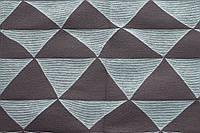 """Ткань """"Патрик"""" бирюзовая для штор и обивки мебели"""