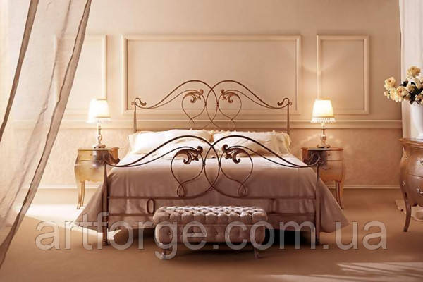 Коване ліжко ІК 269