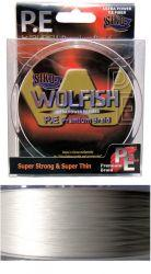 Шнур Wolfish 8х Premium Braid PE 0.17mm/12.5kg 150m white