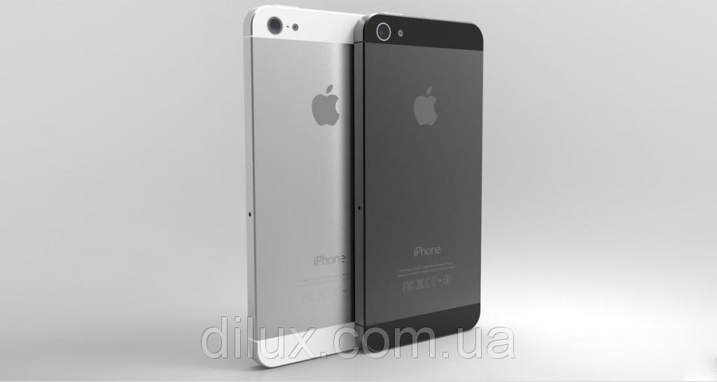 Корпус Apple iPhone 5 металлический.