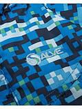 Зимний комбинезон для мальчика Salve by Gusti SWG 2600 Bright Green. Размеры 68 - 90., фото 4