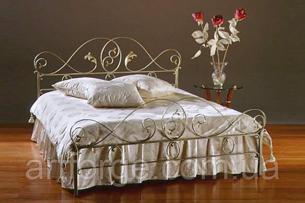 Кованая кровать ИК 029