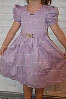Платье детское,рост 110,122,128,134