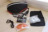 Спортивные солнцезащитные очки CRIVIT черно-красные, фото 2