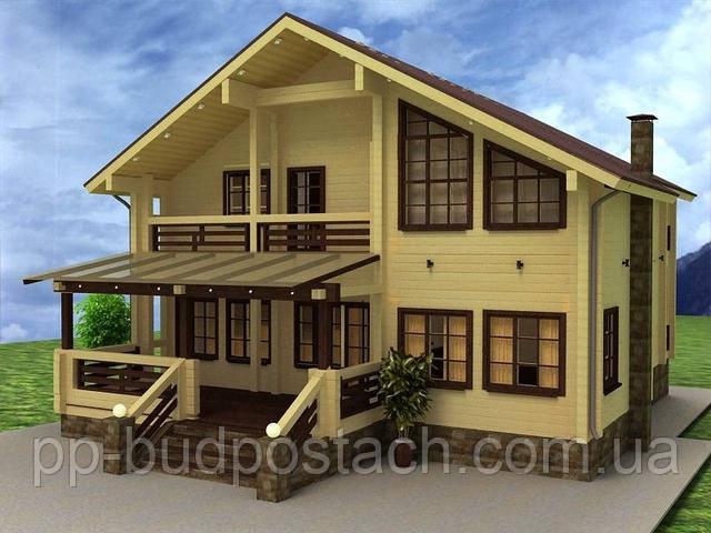Види заміських будинків