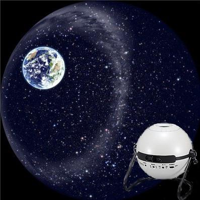 Специальная версия домашнего планетария