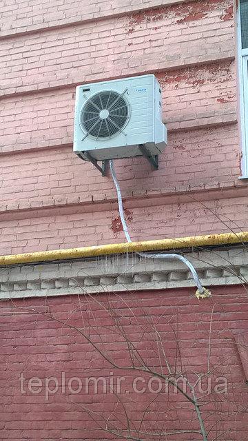 Тепловой насос DAIKIN split DC-inverter г. Днепр