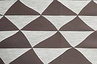 """Ткань """"Патрик"""" кофейная для штор и обивки мебели"""