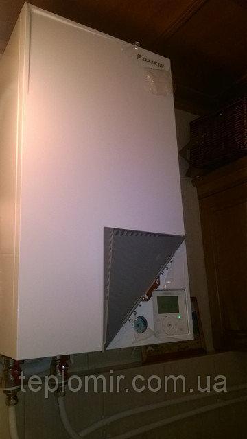 Тепловой насос DAIKIN split DC-inverter г. Днепр 1