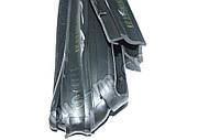 Уплотнитель стекла ВАЗ 2110-12 опускного переднего правого (верхний)  (производство БРТ,Россия)