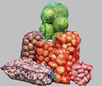 Мешок для овощей и фруктов (сетчатый мешок, cетка овощная)