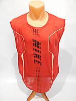 215Ф Мужская легкая футболка - безрукавка  р.52-54