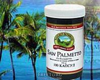 Со Пальметто/Saw Palmetto. Нормализует функцию предстательной железы.