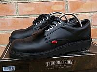 KICKERS ботинки кожаные ОРИГИНАЛ (41-26 см) СОСТ.НОВЫХ