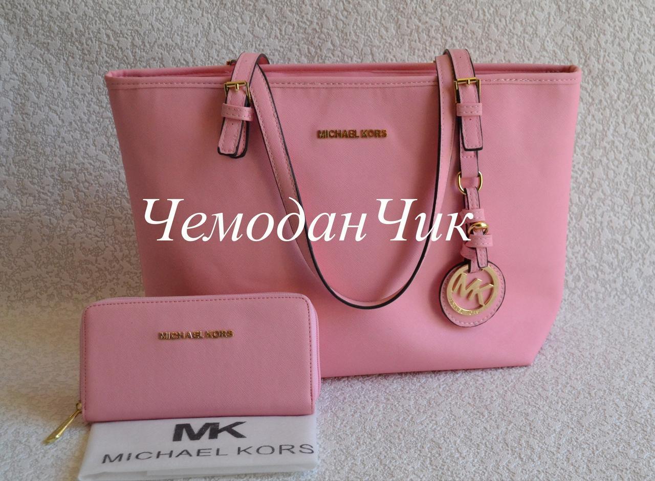203319396499 Сумка Майкл Корс розовая: продажа, цена в Одессе. женские сумочки и ...