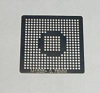 BGA шаблоны ATI 0.76 mm M1535+ трафареты для реболла реболинг набор восстановление пайка ремонт прямого нагрев