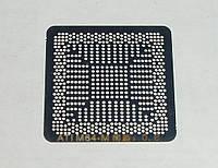 BGA шаблоны ATI 0.8 mm ATI M64-M трафареты для реболла реболинг набор восстановление пайка ремонт прямого нагр