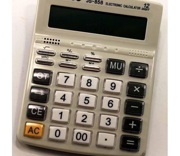 Калькулятор JOINUS 858