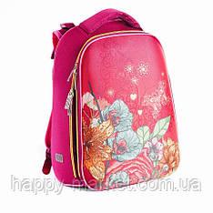 Рюкзак шкільний ранець ортопедичний Choice Flowers, ZB17.0132FS