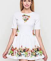 Цветочное платье | Sweet sk
