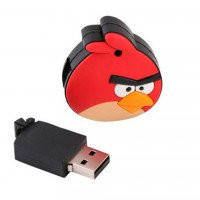 Флешка Angry bird, Android, Tom&Jerry