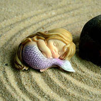 Спящая русалочка 3D