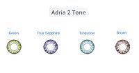 Линзы для глаз цветные Adria