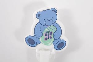 Цепочка для пустышки пластиковая Lindo Pk 016 на клипсе