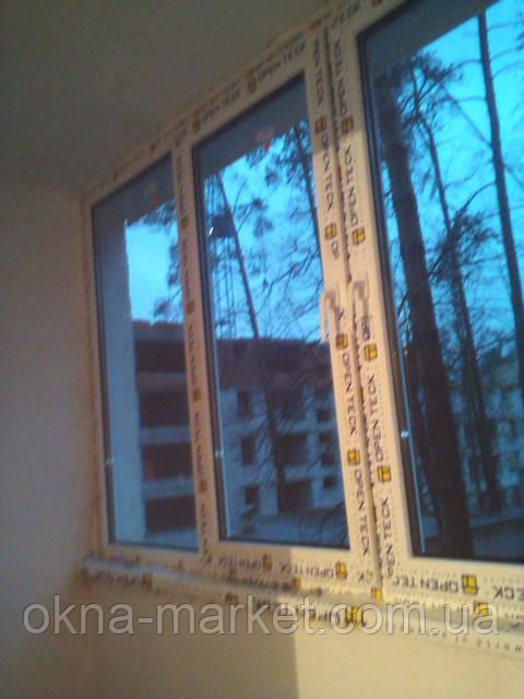 Пластиковые окна Openteck Киев