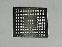 BGA шаблоны INTEL 0.76 mm №135 82801AA трафареты для реболла реболинг набор восстановление пайка ремонт прямог