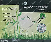 Бензокоса Craft-tec (3300 Ватт)