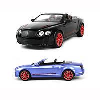 """Машина """"Bentley"""" black на радиоуправлении"""