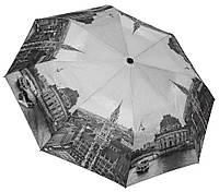 Модный черно-белый зонтик 3563A/1