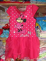 """Платье для девочки """"Minnie""""рост 110-116"""