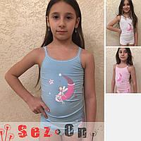 Комплект трусики маечка для девочек на 92, 98, 104, 110, 116 рост