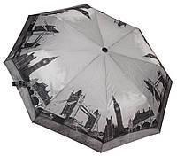 Модный черно-белый зонтик 3563A/4