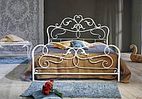 Кованая кровать ИК 602