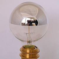 Лампа Эдисона G-95 (с рефлектором на себя), фото 1