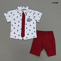 Нарядный костюм-тройка для мальчика., фото 1