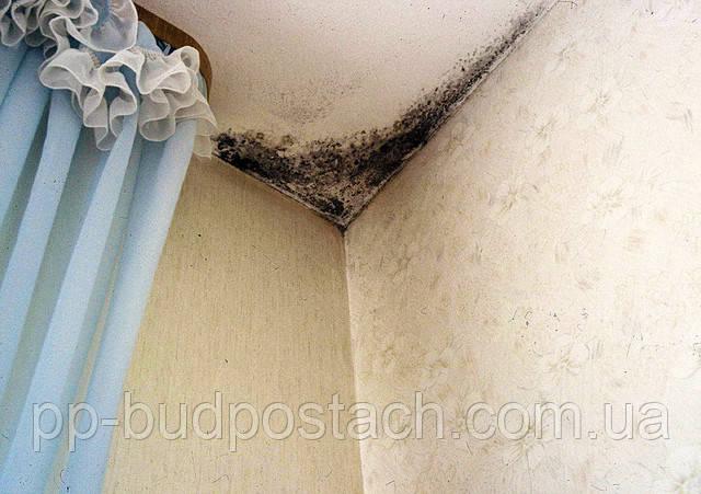Причини промерзання стін, стиків, кутів всередині будинку