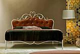 Кованая кровать ИК 605, фото 2