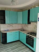 Кухня Карат (Бирюза)