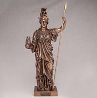 """Статуэтка """"Афина"""" (35 см) Богиня МУДРОСТИ Veronese Италия"""